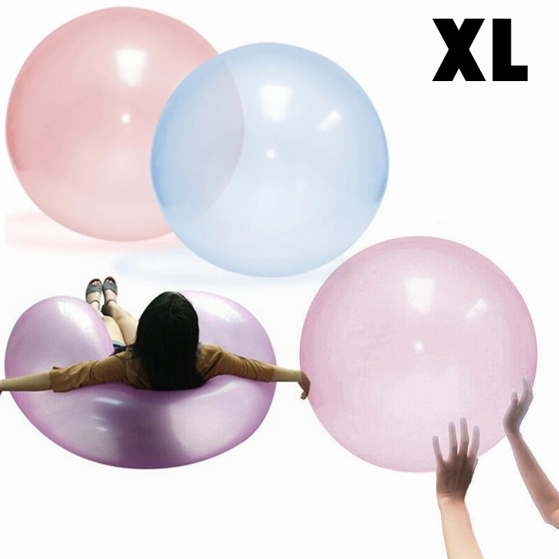 2020 Bubble Ball XL Big Ball Bubble Amazing Magic Bubble Giant Balloons Trutha Ball