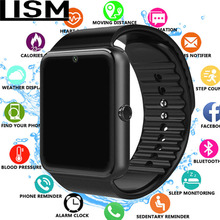 Smart Watch GT08 Clock Sync Notifier Support Sim TF Card Bluetooth Connectivity Android Phone Smartwatch Alloy Smartwatch Reloj 696 smart watch gt08 clock sync notifier support sim tf card bluetooth connectivity android phone smartwatch alloy smartwatch