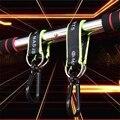 Многофункциональный крюк Карабин Ремешок для помещений качели игрушка дверная рама горизонтальный крючок Карабин и соединительный ремень...