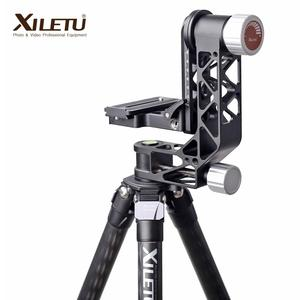 Image 2 - Шарнирная головка XILETU, Устойчивый Штатив для тяжелых условий эксплуатации, для объективов камер