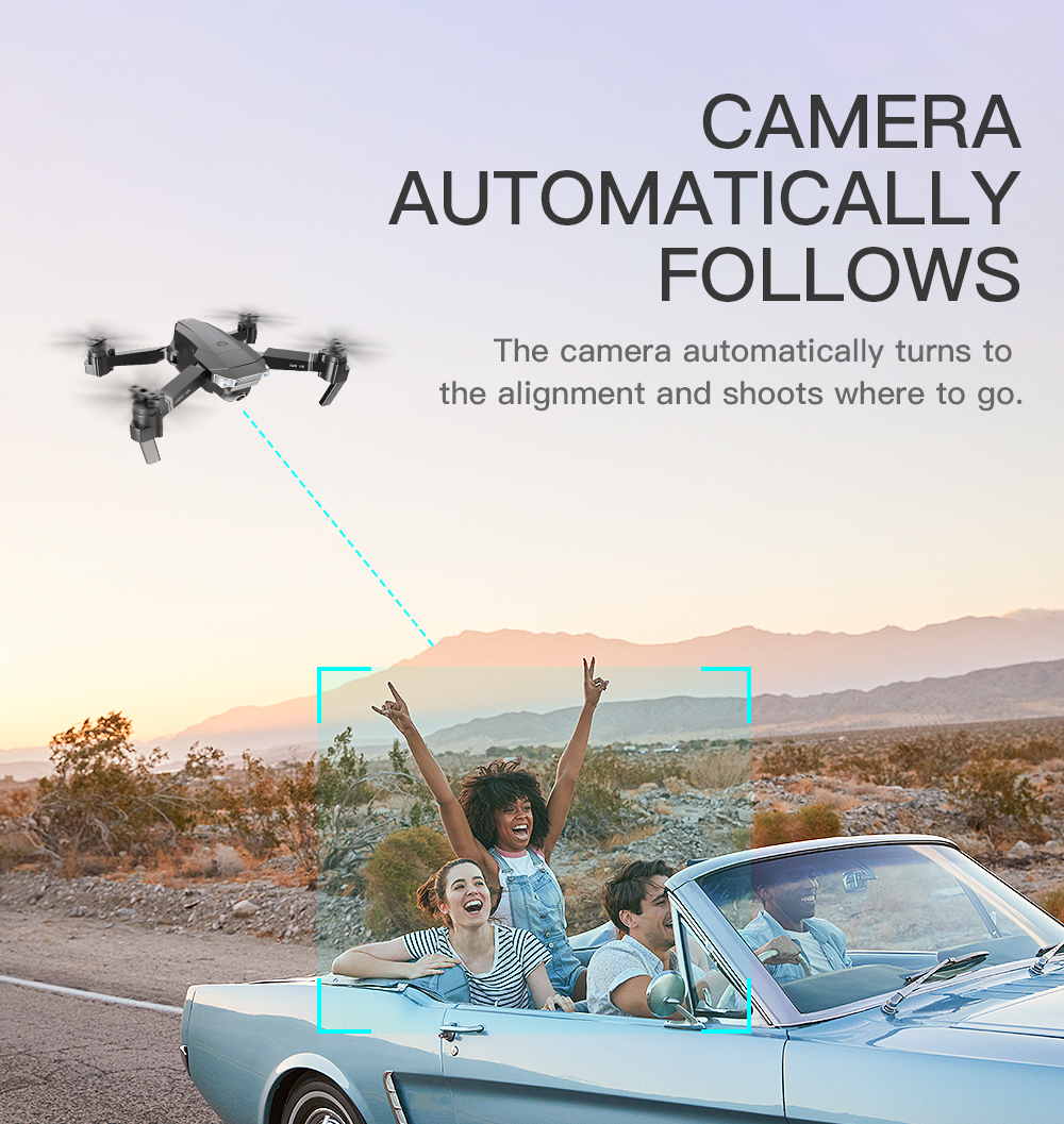 SG901 Drone Automatic Follow