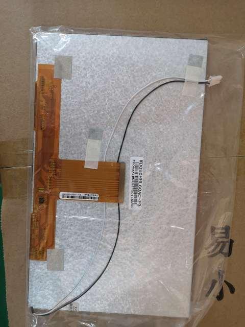 9 인치 LCD 1280*720 고해상도 자동차 라디오 CARPC LCD 화면 자동차 네비게이션 WD090HHL060AC