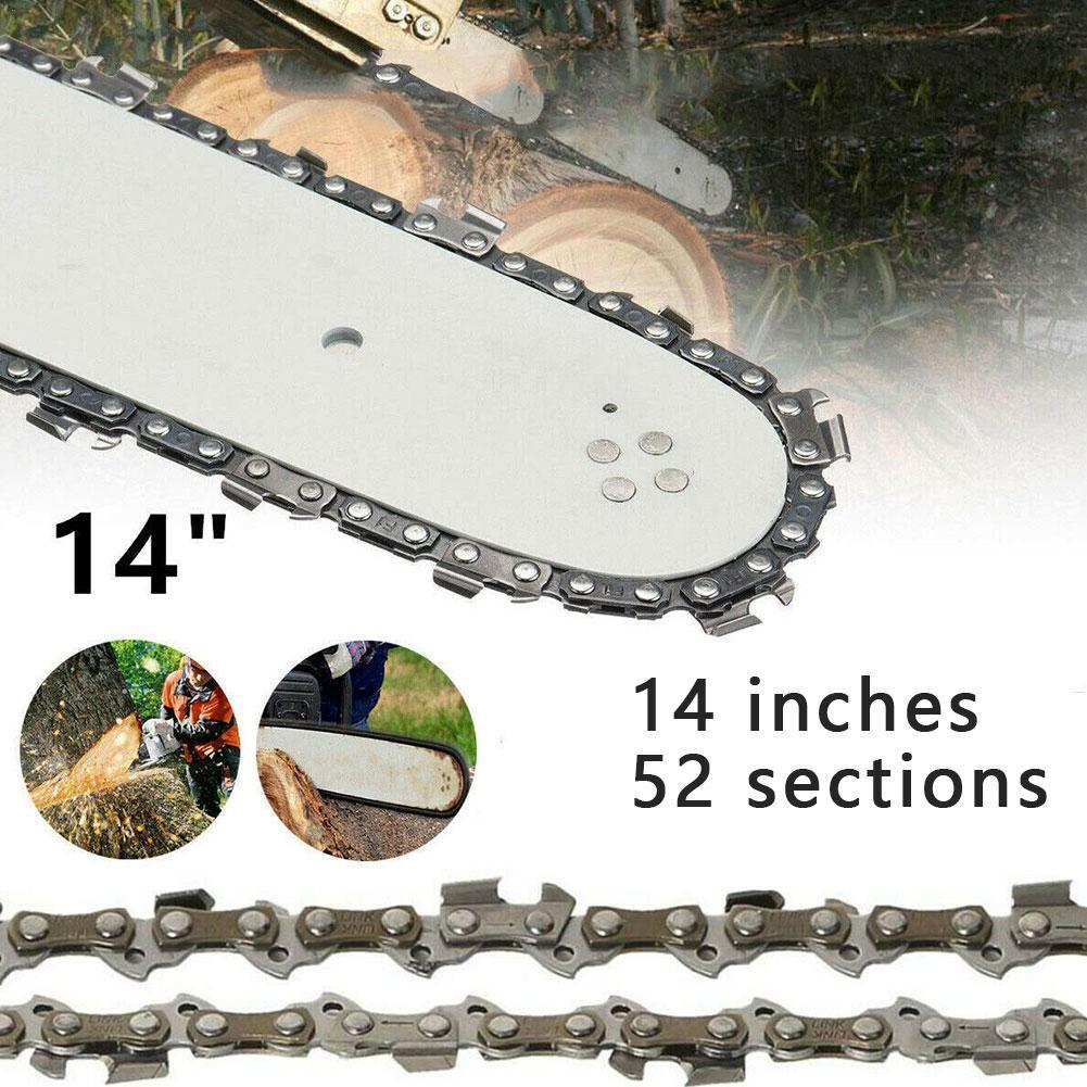 Golden Right Angle Blade Electric Saw Chain Saw Blade Electric Accessories Logging Portable Saw Chain Household F6H6