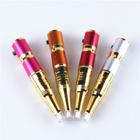 Tattoo Gun&Machine Pen 35000r Permanent Makeup eyebrow&lips With Accessories Songe ink cup&ring&Needle&Plug