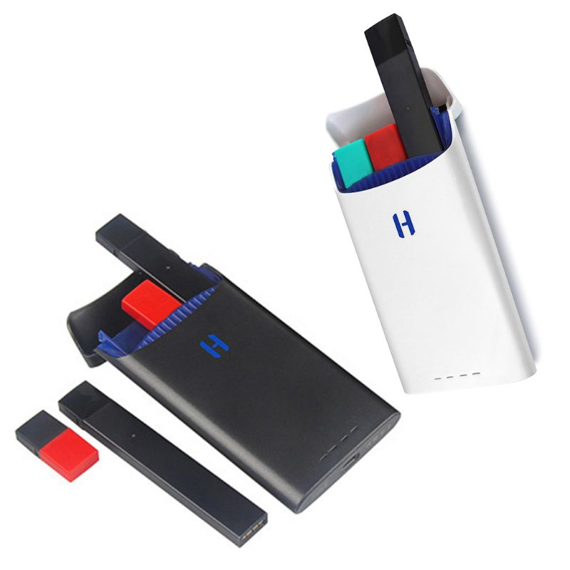 Universal Charging Box Charger with 1500MAH Built-in Battery for Electronic Cigarette Vape Accessories