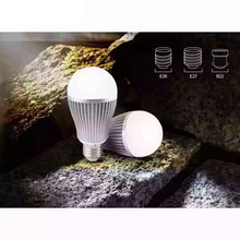 Miboxer FUT019 2.4GHz RF Controllable WiFi  9W Dual White LED Light Bulb Adjustable Brightness Dimmable Base Type  E27
