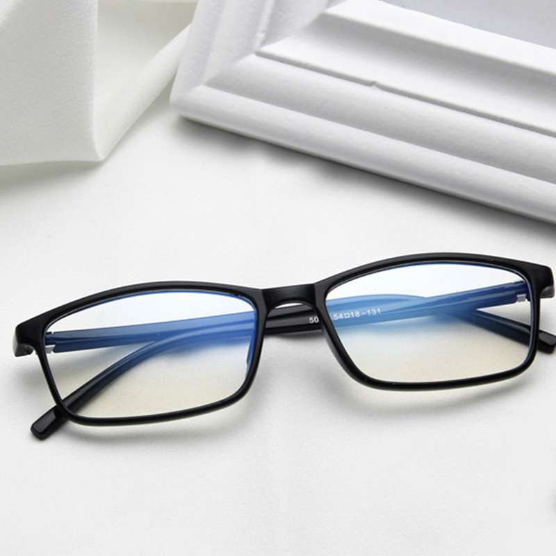 2020 Anti Light Glasses Ray Blue Fashion Anti Blue Fatigue Protection Blocking Goggles Eye Square Radiation Computer