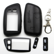only Case CENMAX ST-5A Russian LCD remote control body case for CENMAX ST 5A LCD keychain c