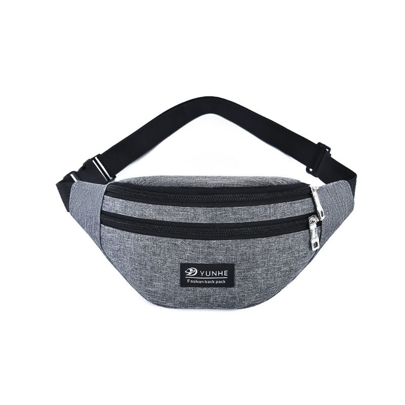 Women Waist Fanny Pack Belt Travel Hip Bum Outdoor Shoulder Bag Small Purse Chest Phone Pouch Bags