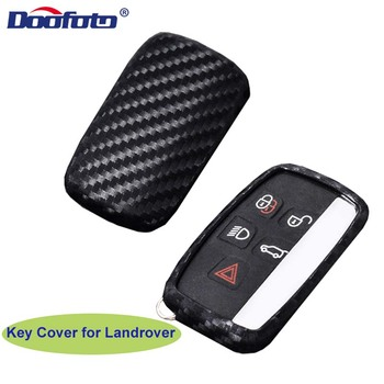 5 Button Smart Remote Car Key Shell Case For Land Rover For Range Rover Sport Freelander 2 Discovery 4 Evoque For Jaguar XE XJ car roof light a c volume knobs rear air outlet ring trim for land rover discovery 4 range rover sport freelander 2 accessories