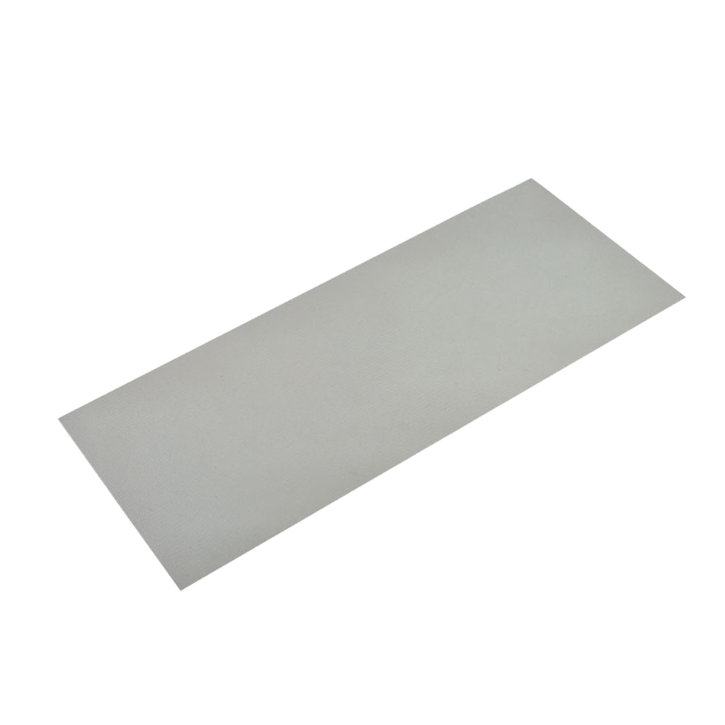 Light Gray Pvc Patch Repair Material For Inflatable Boats 14.6