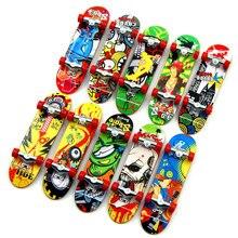 Skateboarding-Toys Finger Scooter Plastic Boys Game Gift Classic No Non-Slip Halloween