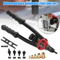 Spot Easy Automatic Rivet Tool Set Heavy Duty Flexible Handle Rivet Nut Setter Best Price