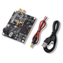 Novo gerador de frequência da varredura do módulo adf4351 do gerador de sinal do rf de 35mhz-4400mhz pll com display oled