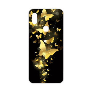Image 5 - Gucoon Siliconen Cover Voor Leagoo M13 M11 Z10 Case Soft Tpu Beschermende Phone Case Cartoon Wolf Rose Bloemen Bumper shel