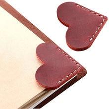 Мини маркеры для угловых страниц ручной работы Ретро Натуральная