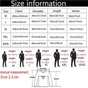 Image 4 - 夏新男性ポロシャツ高品質のブランドの綿半袖メンズポロシャツビジネスカジュアルストライプシャツポロ男性トップス
