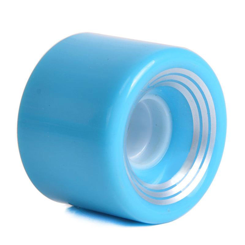 60mm X 45mm Cruiser Skateboard PU Wheel For Longboard Penny Banana Board