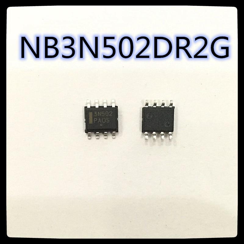 (10 шт.) NB3N502DR2G SOP8 3N502 ЧАСЫ PLL множитель Новый и оригинальный