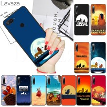 Lavaza anime Lion King Hakuna Matata Soft Case for Xiaomi MI MAX 2S 3 6 8 9T CC9E SE A1 A2 A3 F1 Note 10 Pro Lite(China)