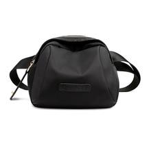 Women Bag Messenger-Bags Shoulder Nylon Casual-Style Shell for Waist-Bag Waterproof