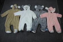 Newborn Baby Winter Hoodie Clothes Polyester Infant