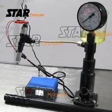 자동 디젤 인젝터 테스터 기계 연료 피에조 분사 노즐 테스터 장비 e1024031 220 v & 110 v