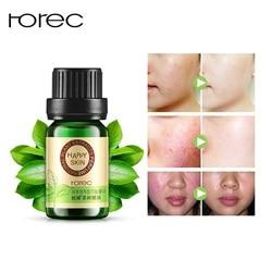 ROREC 100% Tea Tree Compound Essential Oil Face Care Skin Acne Treatment Oil-Control Blackhead Remover Anti Scar Spots Beauty