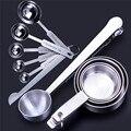 Кухонный набор инструментов для выпечки, ложка для кофе, сахара, пирожных, муки, мерная чашка, кухонная мерная ложка, ложка для чая, инструмен...