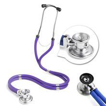 Многофункциональный доктор стетоскоп Кардиология медицинский стетоскоп профессиональный доктор медсестра медицинское оборудование медицинские устройства