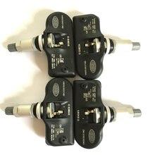 4 pces sensor de monitoramento pressão dos pneus tpms 56053031ad 433mhz para dodge avenger caliber jounrey para chrysler 200 300 sebring