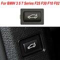 Автомобильный багажник разблокировка кнопка переключения в сборе Замена для BMW 3/5/7 серии F25 F30 F10 F02 автомобильные аксессуары