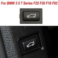 자동차 트렁크 잠금 해제 스위치 버튼 어셈블리 교체 BMW 3/5/7 시리즈 F25 F30 F10 F02 자동차 액세서리