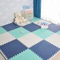 18/24Pcs EVA Schaum Baby Puzzle Matte Spielen Matten Kinder Verriegelung Übung Fliesen Teppiche Boden Fliesen Spielzeug Teppich teppich Klettern Pads