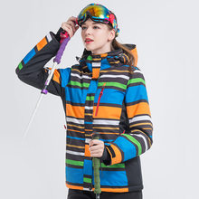 Ski Anzüge Frauen Top Ski Jacke(China)