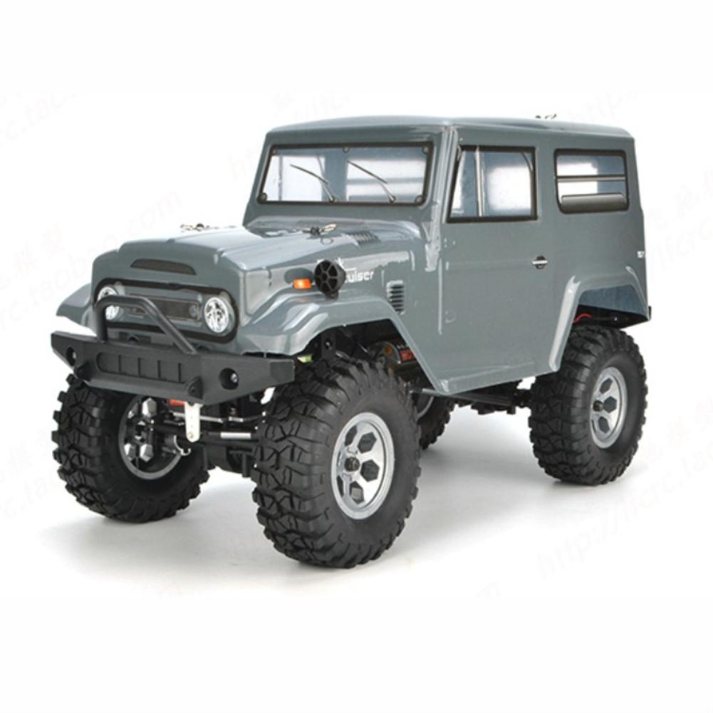 LeadingStar HSP Unlimited Climbing Car 2.4G Remote Control 4WD Off-road Climbing Car D90 Simulation Climbing Car