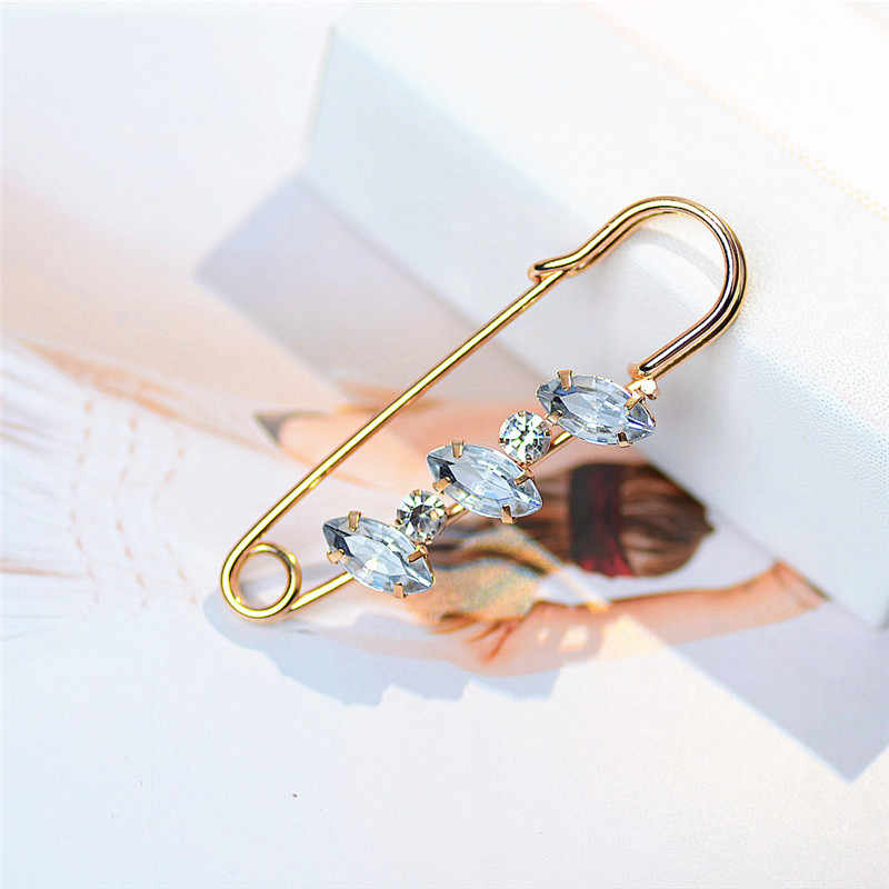 Nieuwe Collectie Broches Pins Broche Vest Vaste Bretels Jurk Kleding Pin Voor Vrouwen Sieraden Accessoires Geschenken