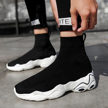 New High Top Running Shoes for Men Women