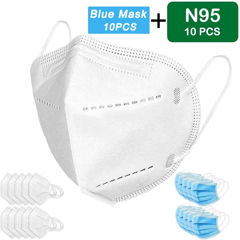 mascherina antivirus off white