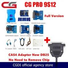 CGDI CG Pro 9S12, programmateur pour BMW, OBD2, nouvelle génération de CG100, programmation de clé automatique, Scanner, version standard, 2020