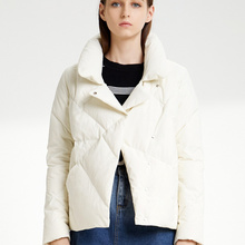 Bosideng 2019 Women's New OL Style Short Down Jacket Thick W