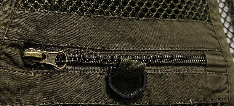 2019 jaqueta de pesca colete colete de