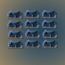 12pcs/lot Razor Blade For Men Shaving Blades Safety Blades Cassette Shaver Suit For Gillettee Fusion proglide original gillette fusion proglide power electric razor blade for men face shaving hair removal beard shaver razors blades 8pcs