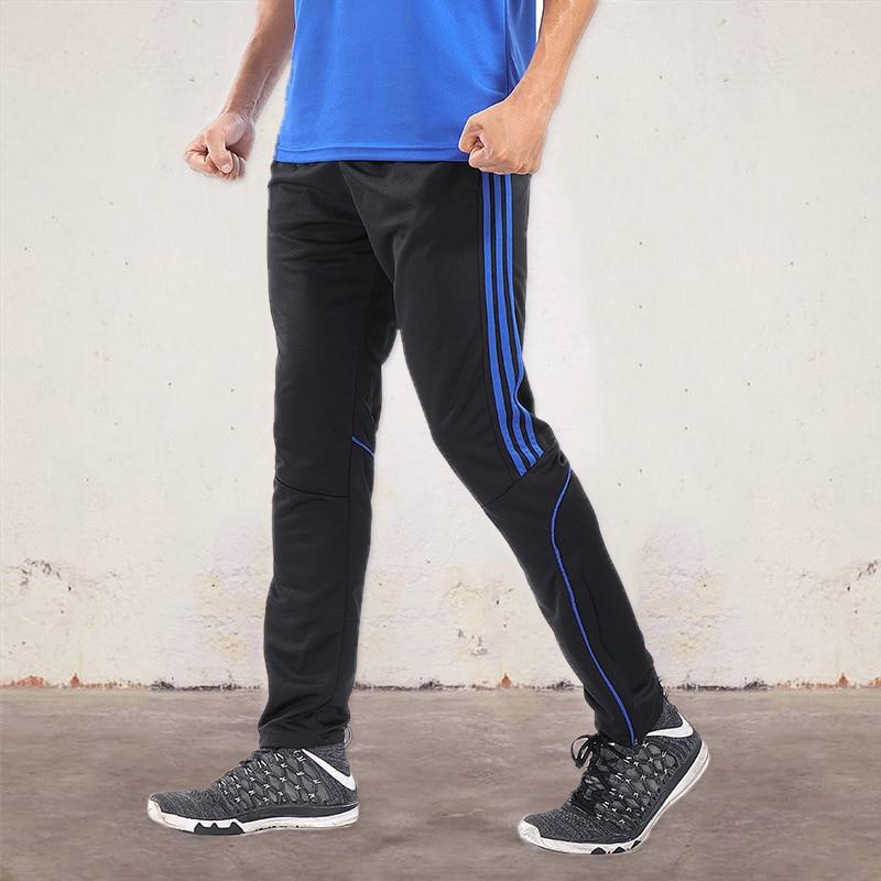 Men's Track Pants Black Pants Football Training Pants Trousers Outdoor Leisure Pants Cycling Running Pants