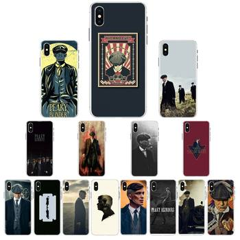 Babette Peaky Blinders Phone Case For iPhone X XS MAX 6 6s 7 7plus 8 8Plus 5 5S se 2020 XR 12 11 pro max case image