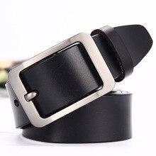 High Quality men belt male high quality leather bel