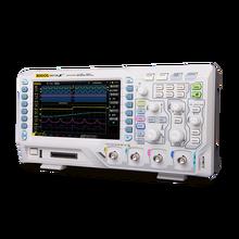 Rigol ds1104z mais 100 mhz osciloscópio digital 4 canais analógicos 16 canais digitais