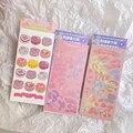 Nette Laser Bär Aufkleber Scrapbooking Collage Dekorative Koreanische Aufkleber DIY Tagebuch Album Stick Label Kawaii Stationären Versorgung