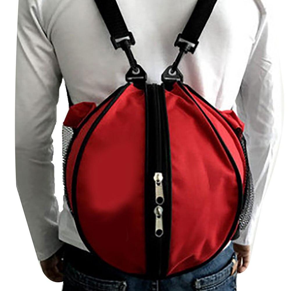 Портативная спортивная сумка через плечо для баскетбола, футбола, волейбола, рюкзак для хранения, сумка для баскетбола, футбола, рюкзак для волейбола-2