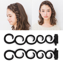 Women Hair Styling Tools Accessories